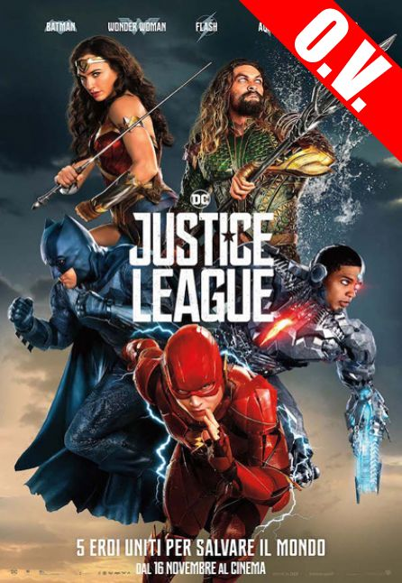 JUSTICE LEAGUE | ORIGINAL VERSION